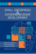 Small Enterprises and Entrepreneurship Development