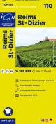 Reims / St-Dizier: IGN.V110