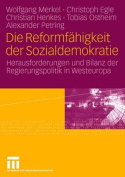 Die Reformf Higkeit Der Sozialdemokratie