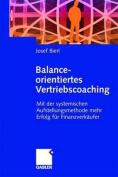 Balance-Orientiertes Vertriebscoaching