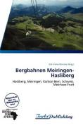Bergbahnen Meiringen-Hasliberg [GER]