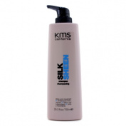 Kms California 13301310144 Silk Sheen Shampoo -Shine and amp; Movement - 750ml-25.3oz