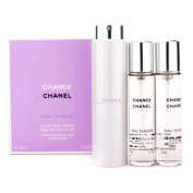 Chance Eau Tendre Twist & Spray Eau De Toilette, 3x20ml/0.7oz