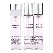 Chance Eau Tendre Twist & Spray Eau De Toilette Refill, 3x20ml/0.7oz