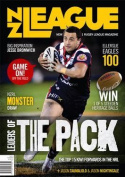 NZ League magazine - 1 year subscription - 5 issues