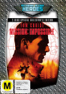 Mission Impossible 1 [Region 4]