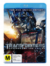 Transformers2 [Blu-ray] [Region B] [Blu-ray]