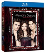 Vampire Diaries: Seasons 1-3 [Region 2] [Blu-ray]