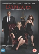 Damages: Season 4 [Region 2]