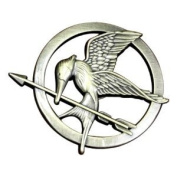 Hunger Games Mockingjay Pin Prop Replica