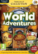 World Adventures Triple Pack