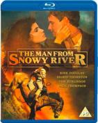 The Man from Snowy River [Region B] [Blu-ray]