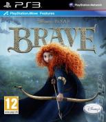 Disney Pixar's Brave [Region 2] [Blu-ray]