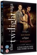 Twilight Saga 1-4 [Region 2]