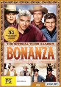 Bonanza - Season 3  [9 Discs] [Region 4]