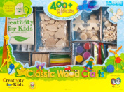 Classic Wood Crafts from Creativity for Kids