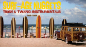 Surf-Age Nuggets:Trash & Twang Instrumentals 1959-1966 [Box]