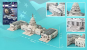 Daron CF074H US Capitol Building 3D Puzzle