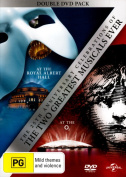 Les Miserables (2010) (25th Anniversary Concert at the O2) / Phantom of the Opera (2011) (25th Anniversary Concert at the Royal [Region 4]