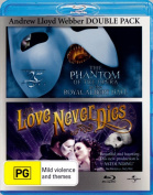 Love Never Dies (2011) (The Australian Production) / Phantom of the Opera (2011) (25th Anniversary Concert) (Andrew Lloyd Webber