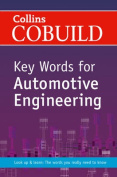 Key Words for Automotive Engineering