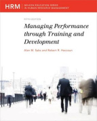 Managing Performance Through Training & Development