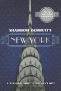 Shannon Bennett's New York