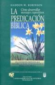 La Predicacin B-Blica