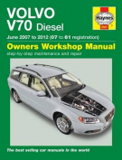 Volvo V70 Diesel Service and Repair Manual