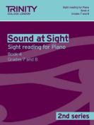 Sound at Sight Piano: Bk. 4