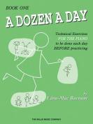 A Dozen a Day Book 1
