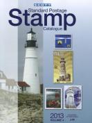 Scott 2013 Standard Postage Stamp Catalogue Volume 4 J-M (Scott Standard Postage Stamp Catalogue