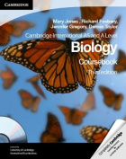 Cambridge International AS and A Level Biology Coursebook with CD-ROM