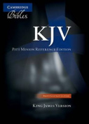 KJV Pitt Minion Reference Edition KJ446:XR