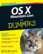 OS X Mountain Lion For Dummies