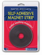 Magnetic Craft Self-Adhesive Magnet Strip - 12.75mm x 3 metre roll
