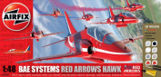 AIRFIX KIT RED ARROW HAWK GIFT SET