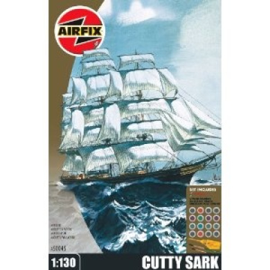 Cutty Sark Gift Set A50045 Model Kit And Accessories By Airfix By Airfix Shop Online For
