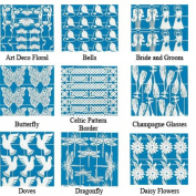 Card Designer Laser Cut Motifs - Dragonfly