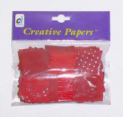 Creative International Scrap Pack of Mixed papers and card