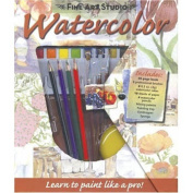 Fine Art Studio Watercolour Kit