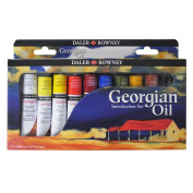Georgian Oil Colour Introduction Set   DALER-ROWNEY