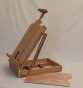 Hopper Table Box Easel Massive Saving!