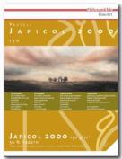 Hahnemhle Japicol 2000 Pastel pad - 5 White Shades 30x40cm