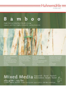 Bamboo Mixed Media Pad from Hahnemhle - 30cm x 40cm