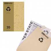 ECO Paper 25 Sheet packs A4 - Ivory