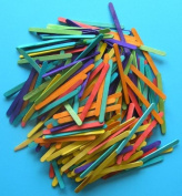 Wooden Craft Sticks from Kids Craft  - Jumbo Sticks