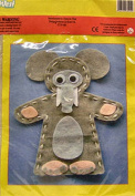 Elephant Felt Hand Puppet from Kids Craft