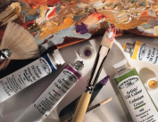 Winsor & Newton 1214557 37ml Artists Oil Colour - Raw Umber Light