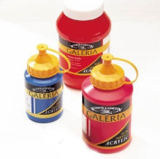 Galeria Acrylic Colour 250ml Tub by Winsor and Newton   - Cadmium Red Hue
